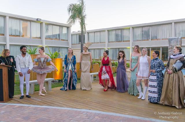 lauren banawa, usf fashion show, student fashion show, costume design show