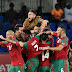 IVORY COAST IKIWA NA MASTAA KIBAO YAVULIWA UBINGWA NA MOROCCO ...Eric Bailly 'apeleka' neema Manchester United