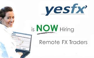 Remote forex trading job