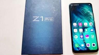 Vivo Z1 Pro बेहतर Performance और मजबूत Battery से लैस