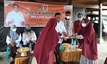 Anggota DPRD Ibrahim H.Daru Jaring Aspirasi melalui Reses