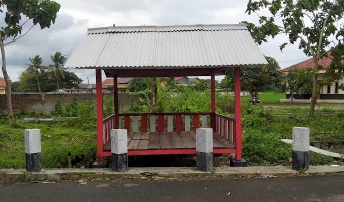 Dipihak Ketigakan, Anggaran Sarpras Pembuatan Gardu di Kelurahan Bendung Patut Dicurigai