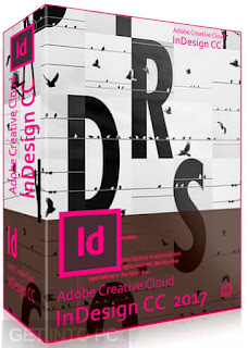 Aplicativo Adobe Indesign CC 2017 v12 x64-Bits PT-BR Box Capa