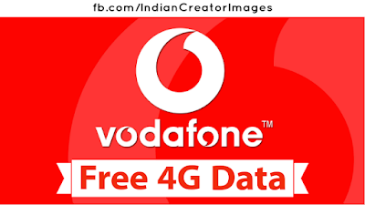 """Vodafone User Get Free 14 GB 4G data """"ABSOLUTELY"""" FREE For 7 days with Free Calling"""