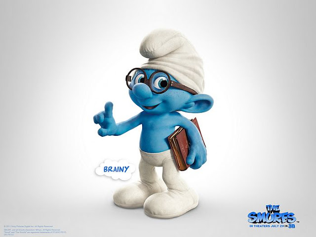 Foto dan Video The Smurf 1 dan 2