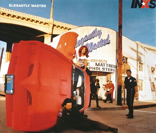 Welcome To Wherever You Are Inxs Elegantly Wasted Uk 2cd
