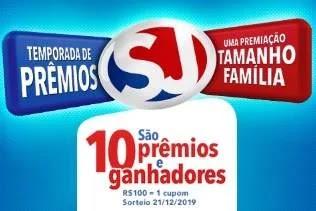 Promoção São João Supermercados 2019 Temporada de Prêmios