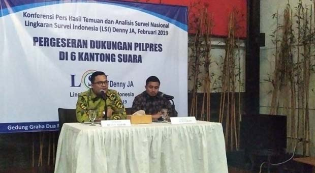 Survei: Prabowo-Sandi Unggul di Kantong Pemilih Terpelajar