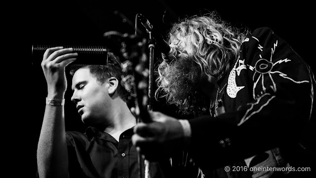 Lee Harvey Osmond at Lee's Palace for The Toronto Urban Roots Festival TURF Club Series September 17, 2016 Photo by John at One In Ten Words oneintenwords.com toronto indie alternative live music blog concert photography pictures