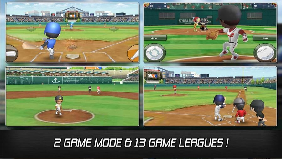 Baseball Star 1.6.9 MOD APK [Unlimited Money/Gold/Diamond] 2