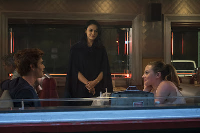 Image of K.J. Apa, Camila Mendes and Lili Reinhart in Riverdale (18)