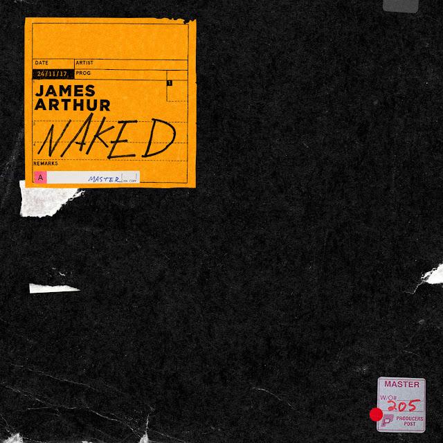 iLoveiTunesMusic.net 1400x1400%2B%252817%2529 James Arthur - Naked - Single James Arthur New Music Pop Single