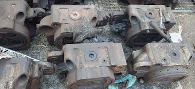 MAN B&W, S70MC, piston rod, piston crown, fuel pump, plunger, sleeve, liner, piston skirt