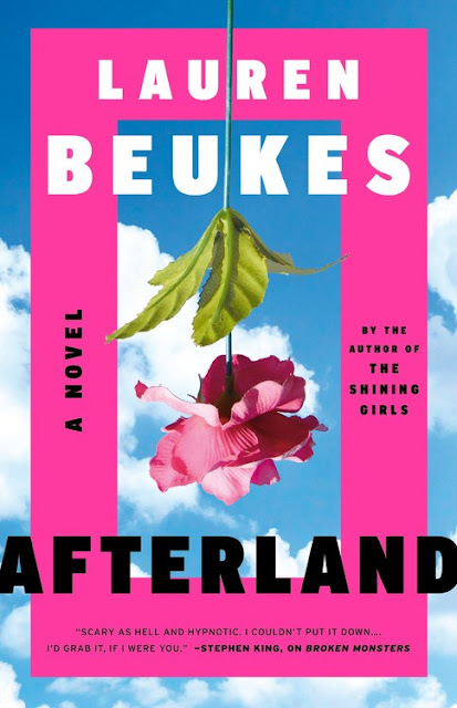 US Cover for Afterland by Lauren Beukes