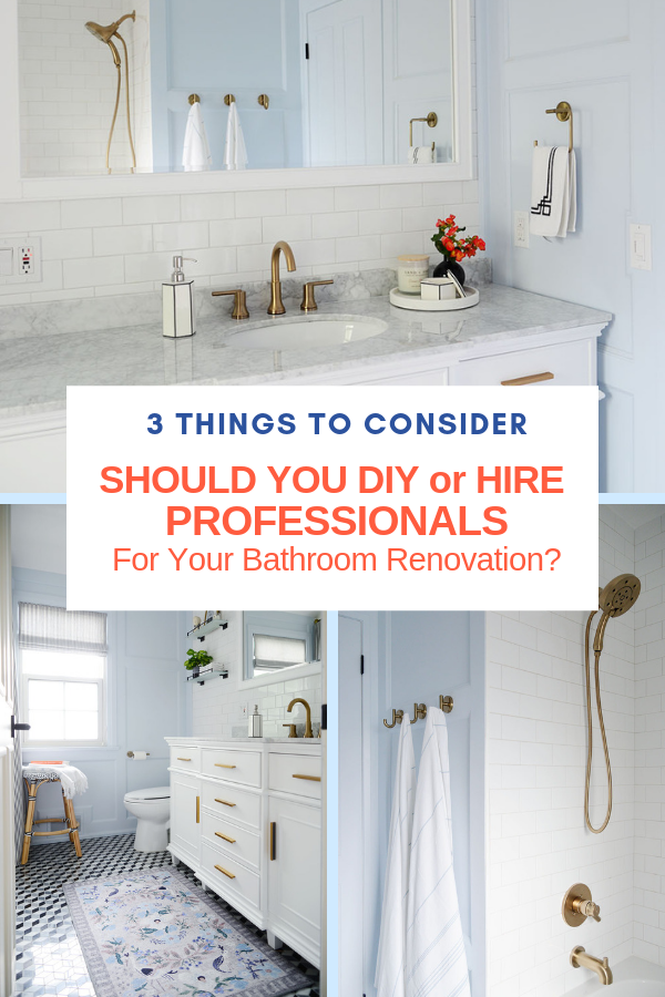 diy bathroom renovation, do it yourself bathroom, bathroom before and after, elegant bathroom, traditional bathroom