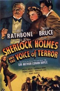 Watch Sherlock Holmes and the Voice of Terror Online Free in HD