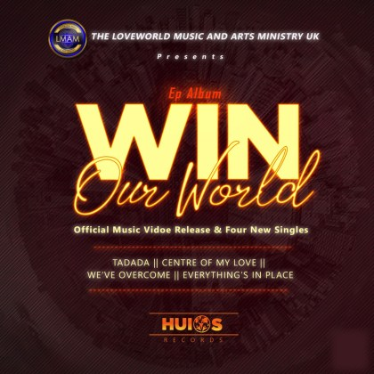 EP: The UK Band – Win Our World