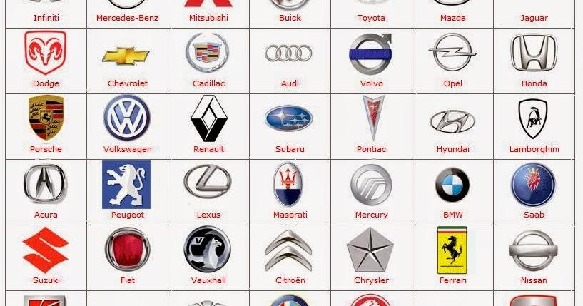 Car Logos Luxury