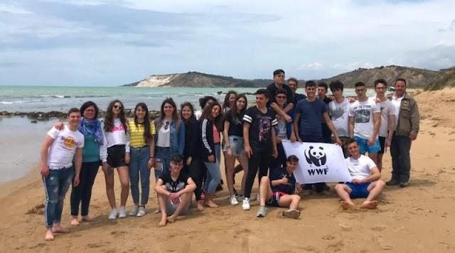 """Wwf apre il tour estivo Spiagge #Plasticfree per difendere il """"capitale blu"""""""