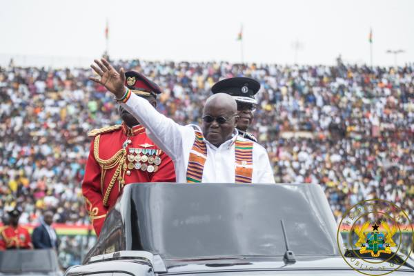 President Akufo-Addo appoints Transition Team