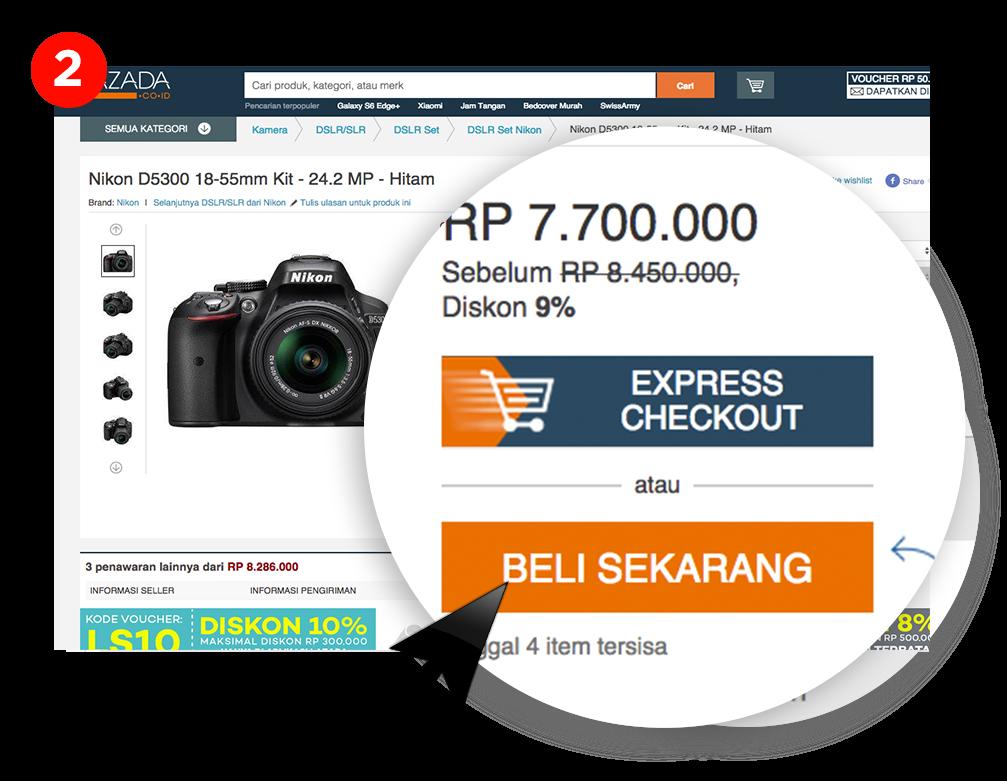 belanja online seperti biasa di toko online favorit