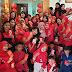 Keseruan Gong Xi Fa Cai Bersama Keluarga Besar Apotek Bintang Padangsidimpuan