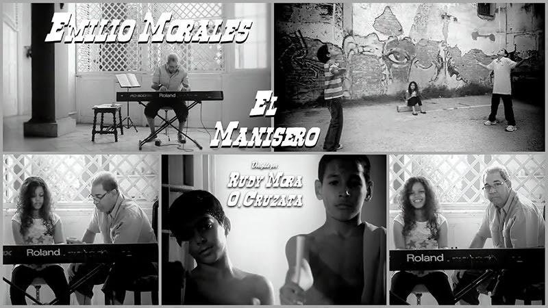 Emilio Morales - ¨El manisero¨ - Videoclip - Dirección: Rudy Mora - Orlando Cruzata. Portal del Vídeo Clip Cubano