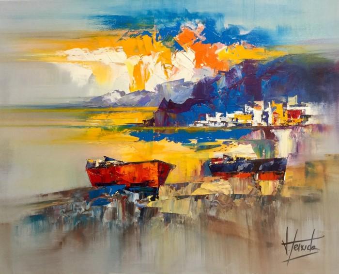 Новый вид импрессионизма. Josep Teixido