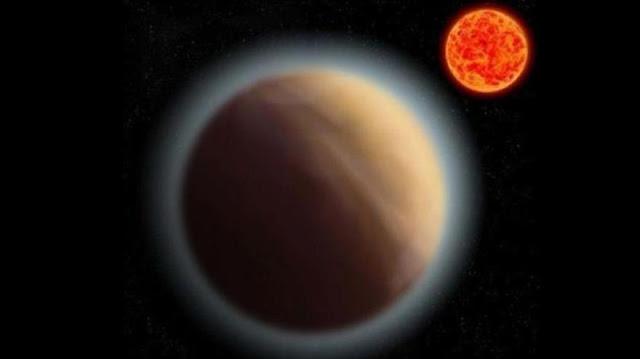 Descubren un planeta con atmósfera parecida a la Tierra