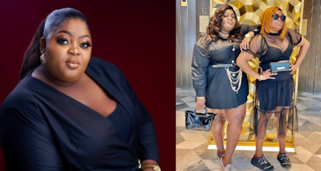 """""""Funke Akindele And I Are No More Friends"""" – Nollywood Actress, Eniola Badmus Reveals"""