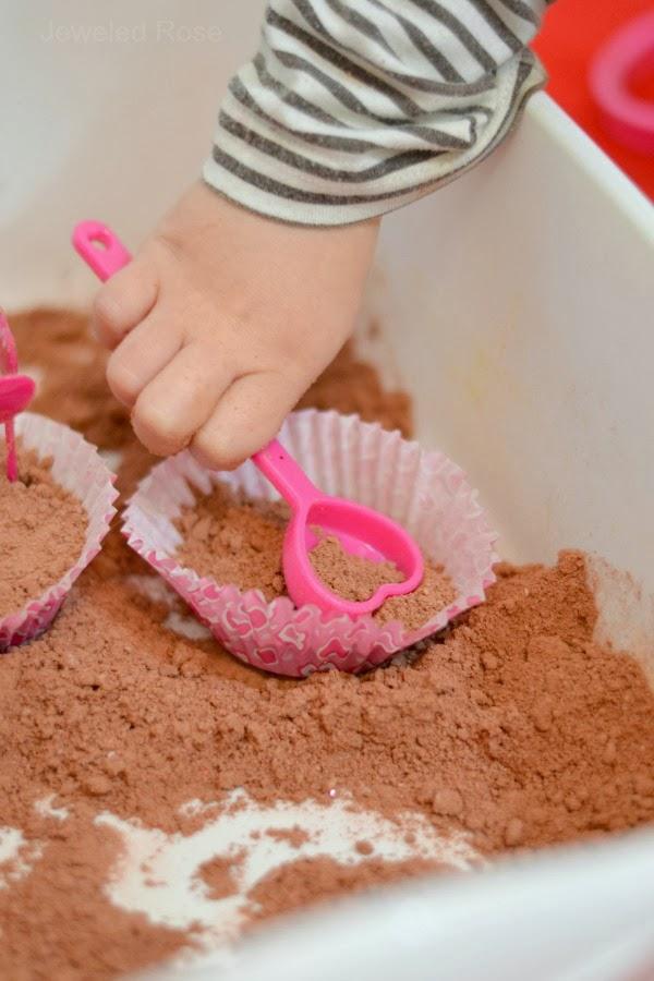 Chocolate cloud dough recipe