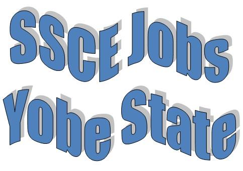 ssce-jobs-yobe-state