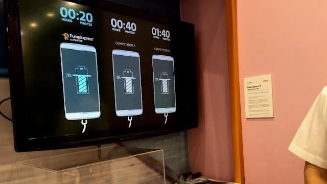 تقنية جديدة لشحن الأجهزة المحمولة 70% في 20 دقيقة