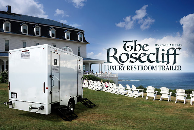 Mother's Day and The Rosecliff Restroom Trailer