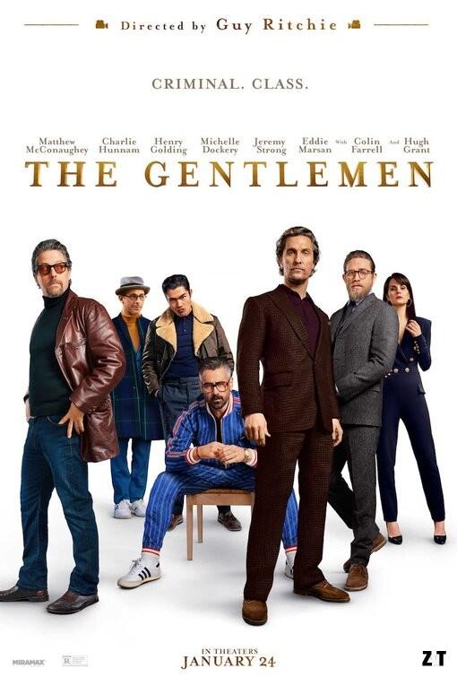 The Gentlemen [HDRip] [Streaming] [Telecharger]