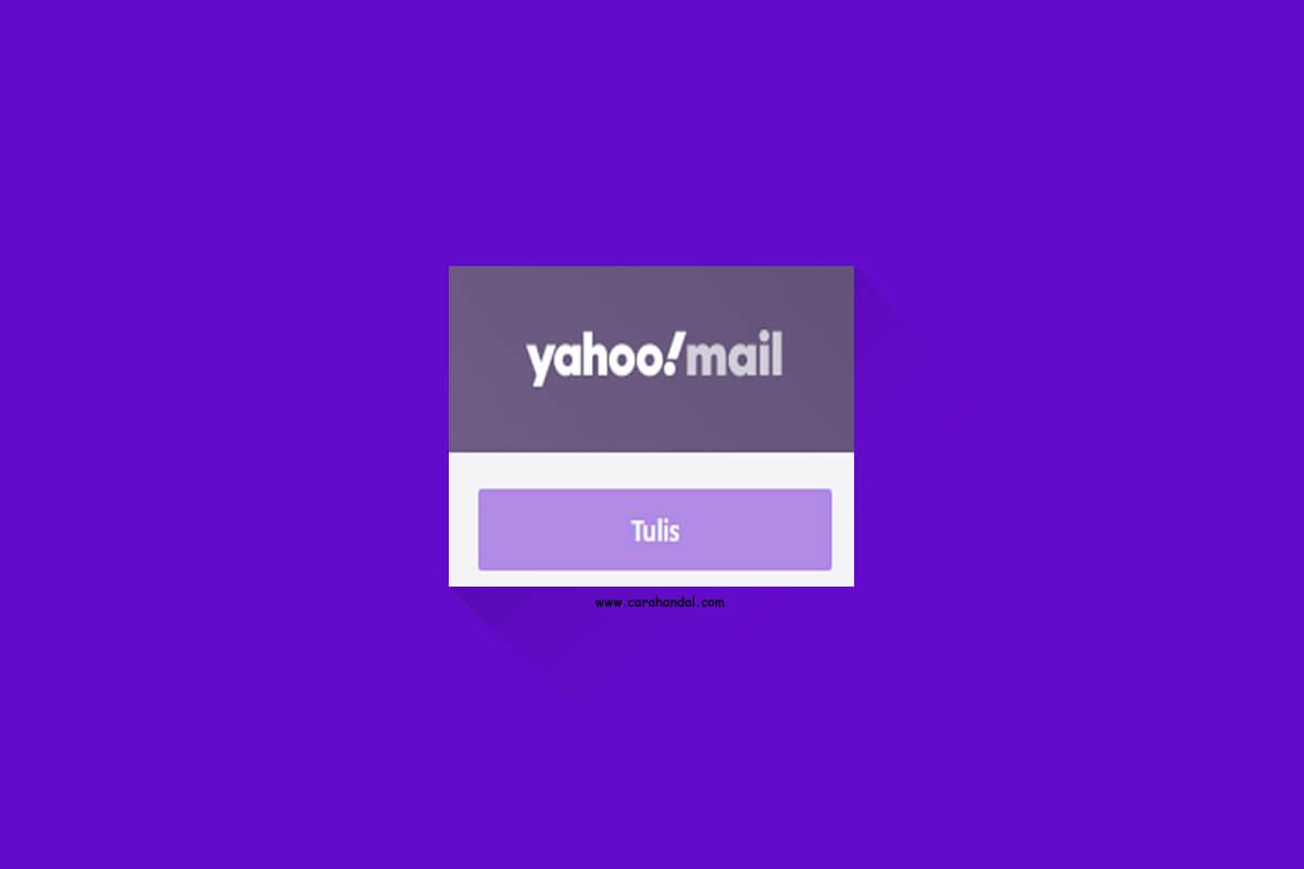 Cara Mengirim Email Yahoo Lewat HP dan Laptop