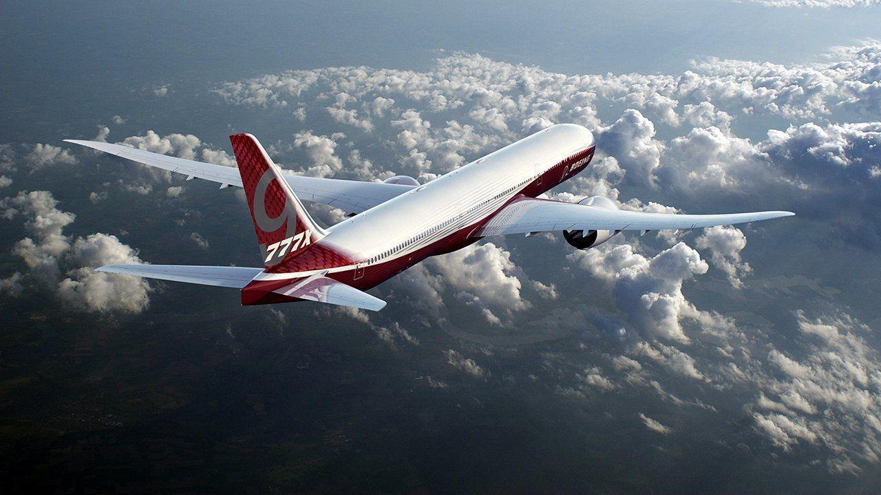 Boeing: 777X wallpapers