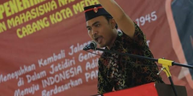 Jokowi Sebut PPKM Darurat Menurunkan Kasus Covid, Ketua GMNI: Ini Membohongi Masyarakat