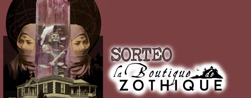 Concurso La Boutique de Zothique