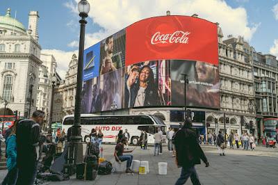 Iklan Produk Coca-Cola