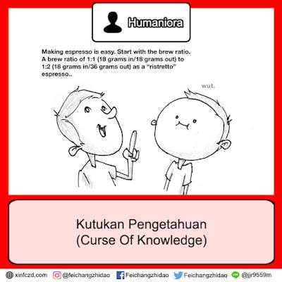Mengenal Apa Itu Kutukan Pengetahuan (Curse Of Knowledge)