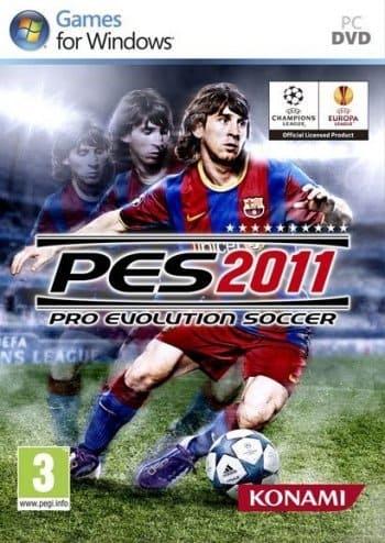 تحميل PES 2011 للكمبيوتر