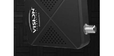 Récepteur Vision PREMIUM 2 avec  smart+ et VOD,  NASHARE , DQCM  et clé wifi gratuite