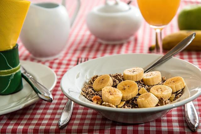 Banana Trading Business Idea - Banana Cereal Breakfast