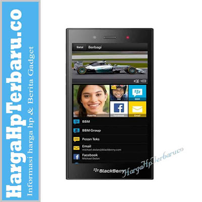 Harga Hp Terbaru Blackberry Oktober 2016