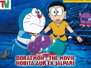Doraemon Movie: Nobita Aur Ek Jalpari (2017)