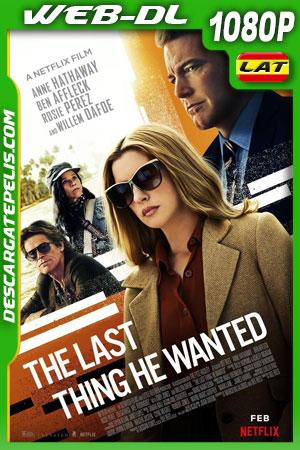 Su último deseo (2020) 1080p WEB-DL Latino – Ingles