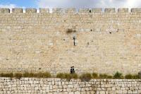 Jerusalem walls - Photo by Arno Smit on Unsplash