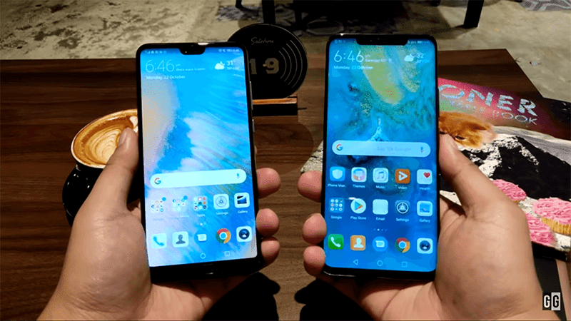 Watch  Huawei P20 Pro Vs Huawei Mate 20 Pro Camera Comparison