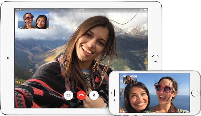 ما هو الفيس تايم FaceTime  و الآي مسج iMessage؟